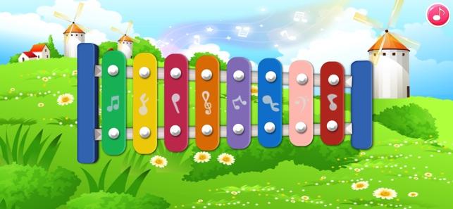 Toy Xylophone HD Screenshot