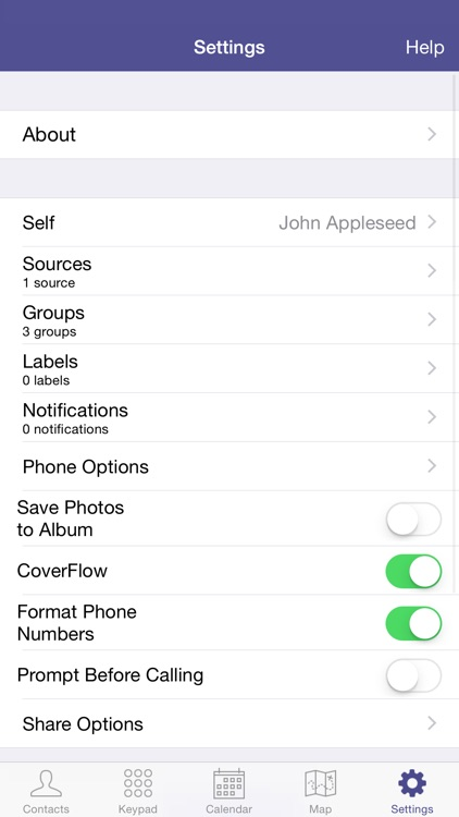 ContactBook - Contact Manager screenshot-4