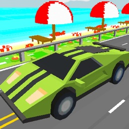 Car Racing 3D - Endless Road Driving