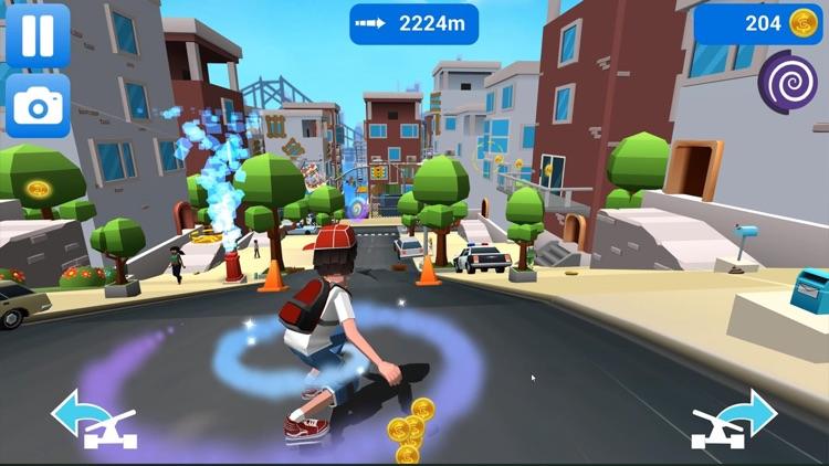 Faily Skater screenshot-4