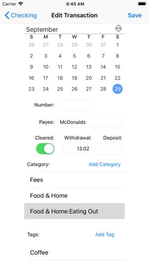 Moneyspire 2019 on the App Store