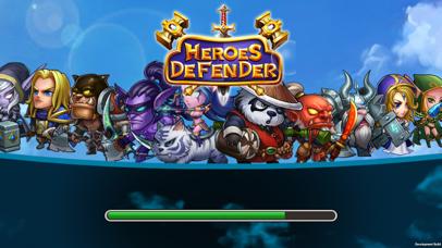 Screenshot 5 Defender Heroes:Castle Defense