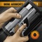 Welcome to the world of Weaphones™, the ultimate firearms simulator for your iPhone, iPod and iPad