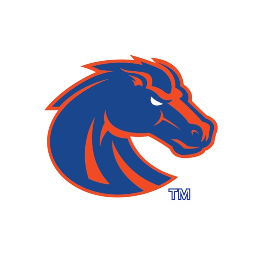 Boise State Broncos Stickers PLUS