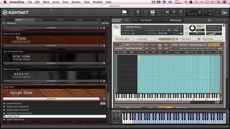 Advanced Course For Kontakt 5 screenshot-3