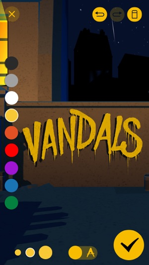 Vandals Screenshot
