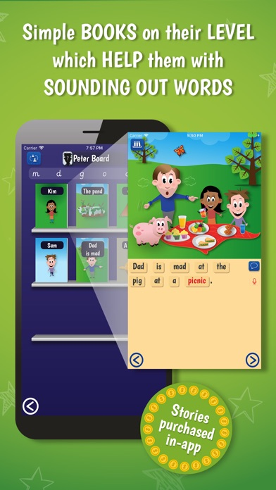 PocketPhonics (basic edition) screenshot three
