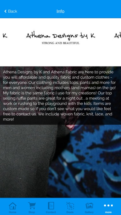 Athena Designs by K screenshot-3