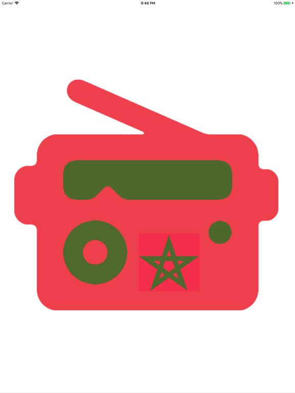Maroc Radios|الإذاعات المغربية-ipad-3