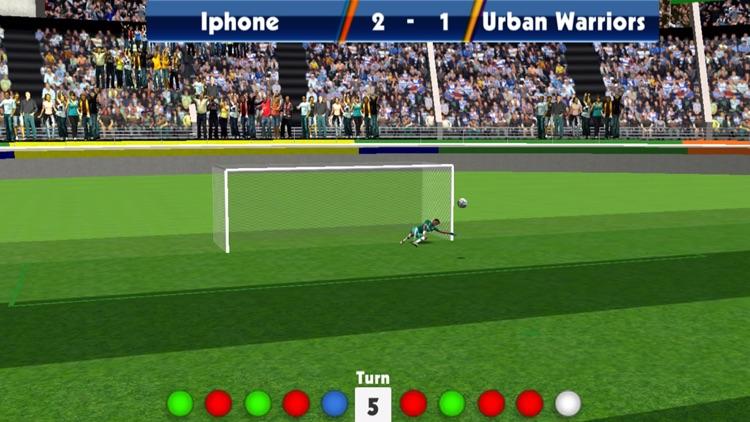 Shibobo Penalty Shootout screenshot-3
