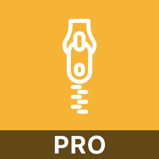 iRAR Pro: Zip Unzip Unrar Tool