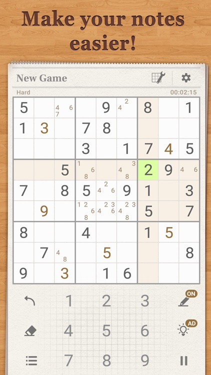 Sudoku : Newspaper screenshot-1