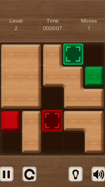 Unblock The Field Puzzle