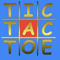 Tic Tac Toe Gold