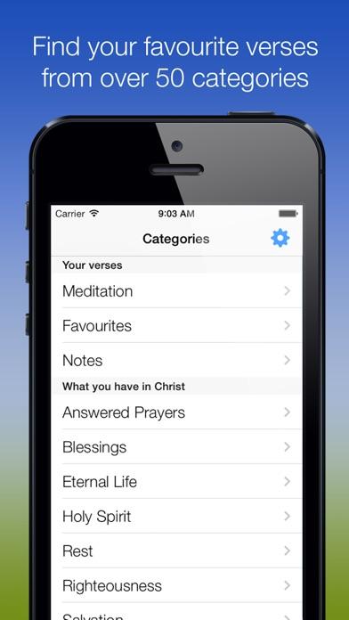 Bible Verses review screenshots