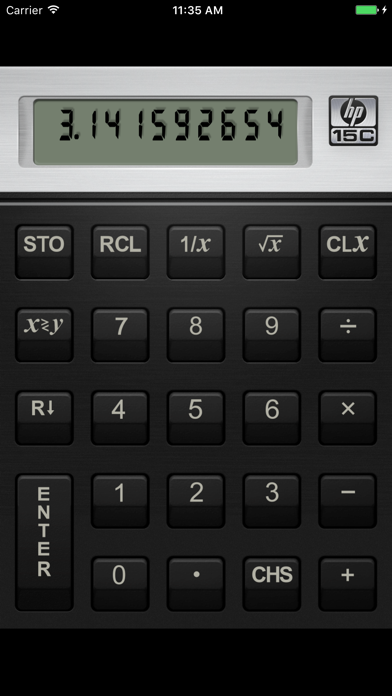 Download HP 15C Calculator for Pc
