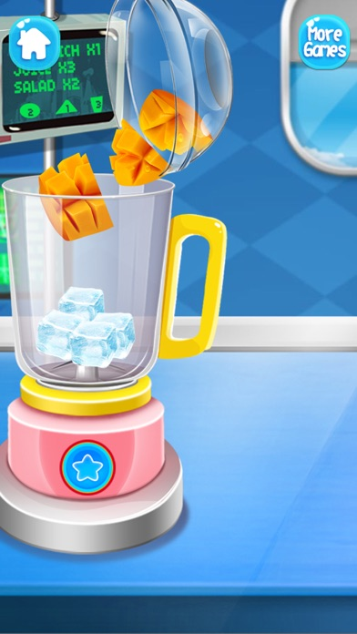 Airline  Food - The Best Airplane Flight Chef screenshot two