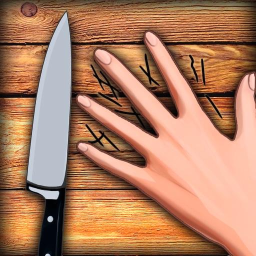 Нож и Пальцы. Игра