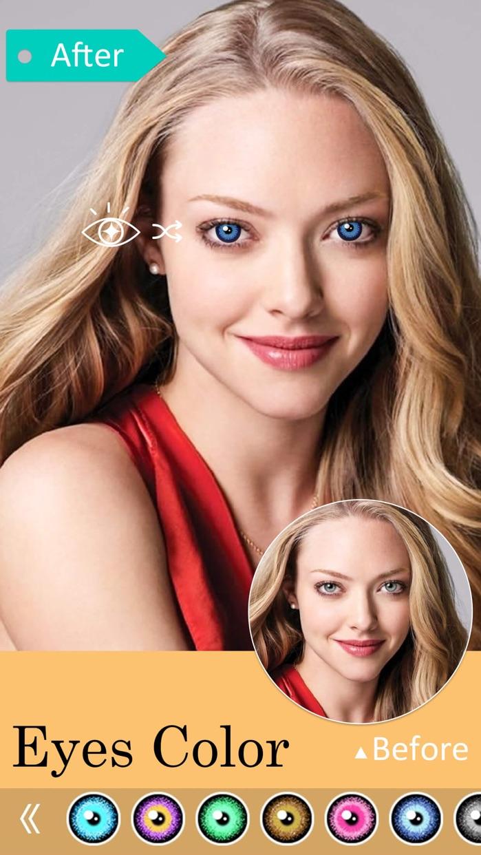 Eye Booth - Eye Color Changer Screenshot