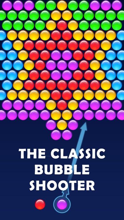 Bubble Shooter • Pop Bubbles