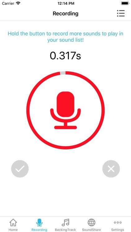 SoundMoovz screenshot-4