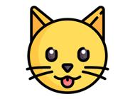 Talkitty - Cats Stickers