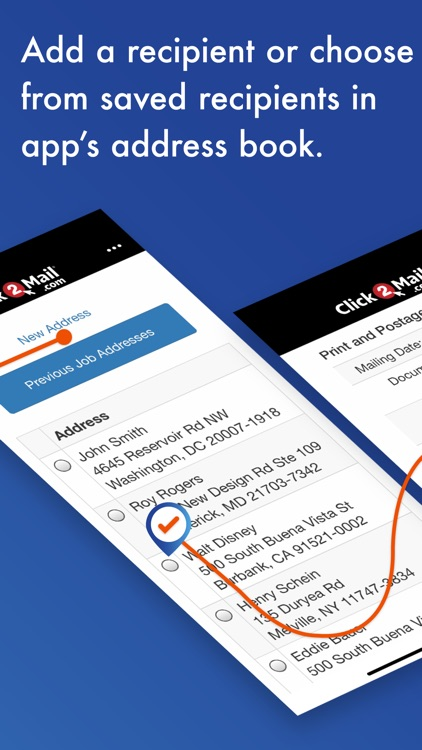 Mail-It Now from Click2Mail