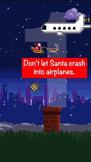 Santa Present Drop : delivery Screenshot