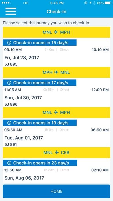 Download Cebu Pacific for Pc