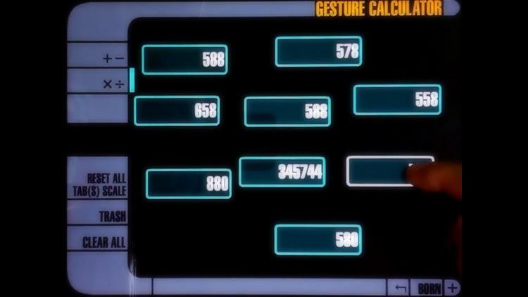 Gesture Calculator screenshot-4