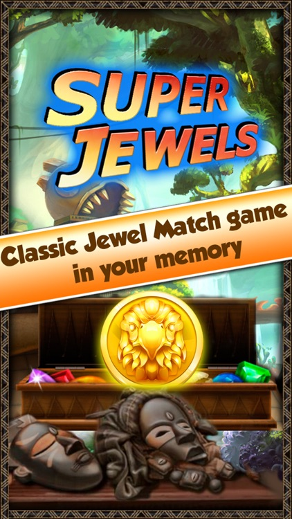 Jewel Games Quest - Match 3 # screenshot-5