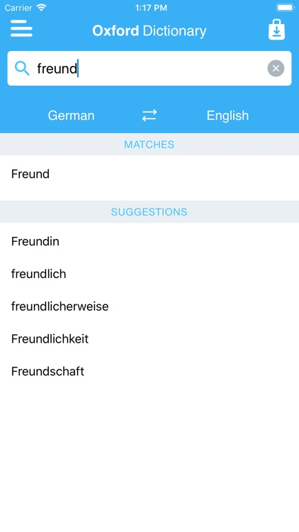 Oxford Learner's German screenshot-4