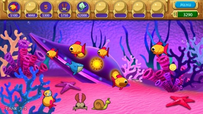 Screenshot for Pocket Aquarium! in Argentina App Store