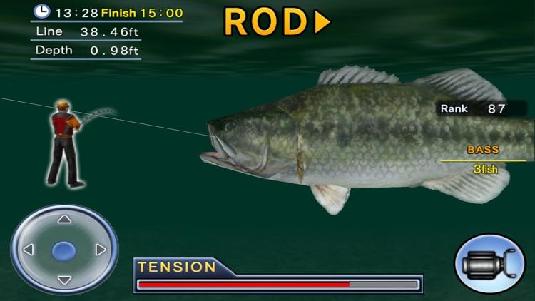 Bass Fishing 3D screenshot-4