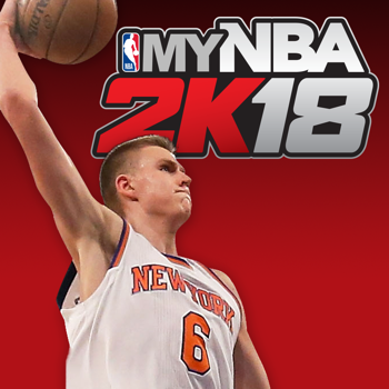 My NBA 2K18 app for iphone
