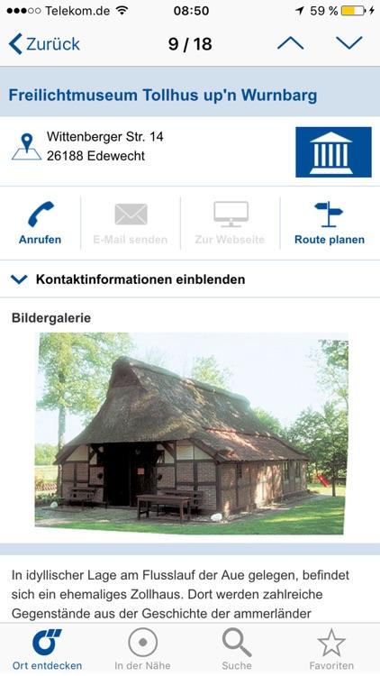 Ammerland-App von Das Örtliche screenshot-3
