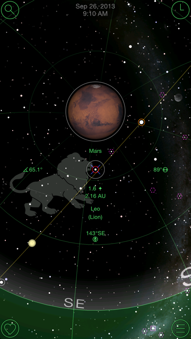 Goskywatch Planetarium review screenshots