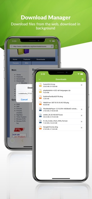 FSharing: File Manager Browser on the App Store