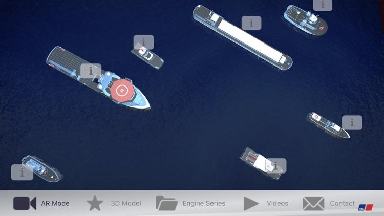 MTU Commercial Marine by Rolls-Royce Power Systems AG