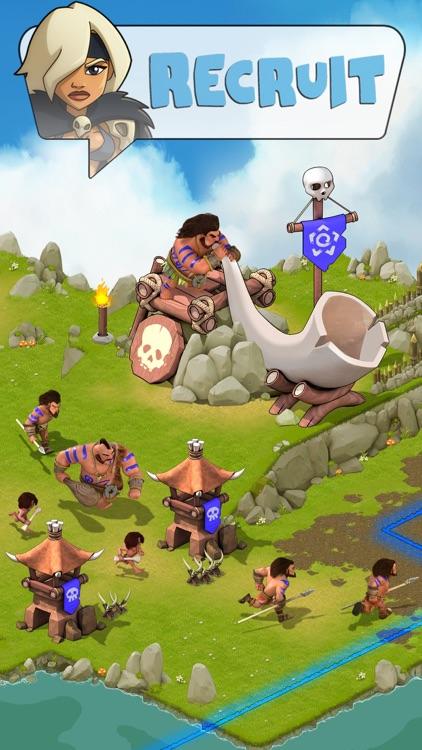 Brutal Age: Horde Invasion screenshot-3