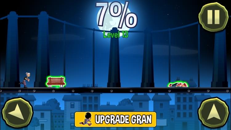 Angry Gran Radioactive Run screenshot-3