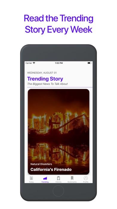The Views News app image