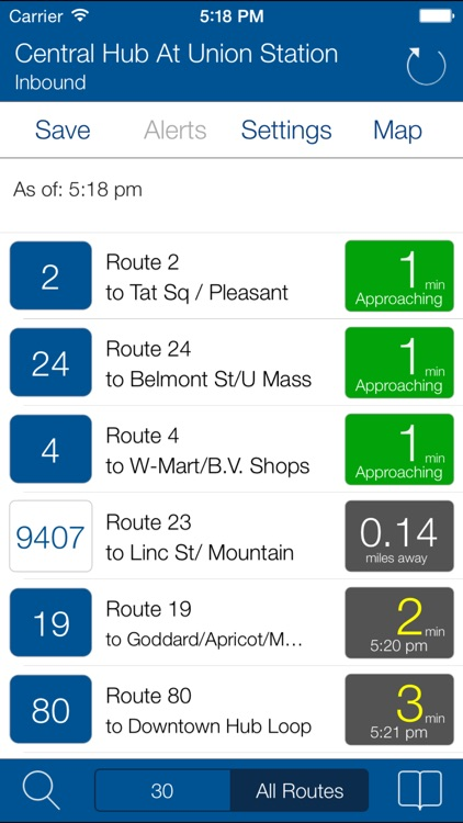 Transit Stop:WRTA Bus Tracker screenshot-0