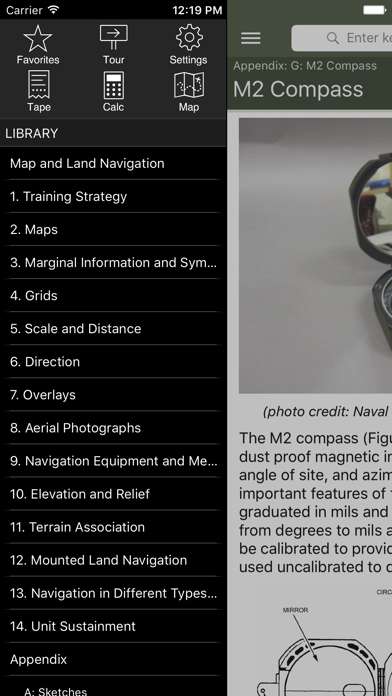 Map And Land Navigation review screenshots
