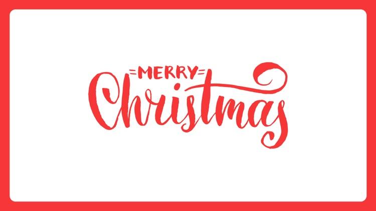 Christmas & New Year Sticker screenshot-3