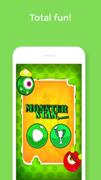 Stan James Application screenshot one