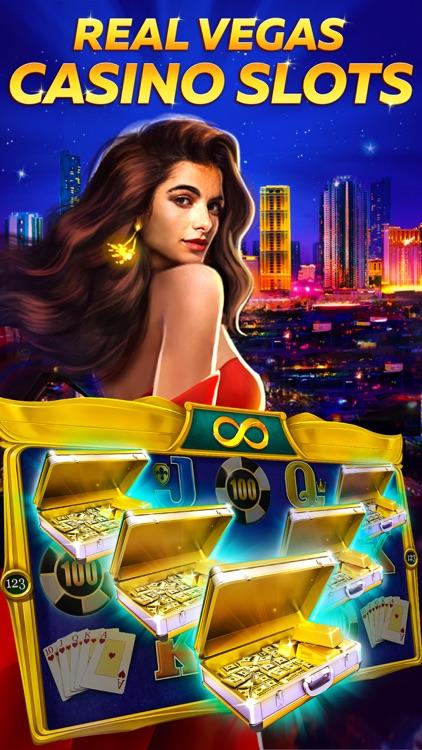 Infinity Slots: Las Vegas Game screenshot-0