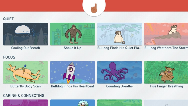 Stop, Breathe & Think Kids screenshot-3
