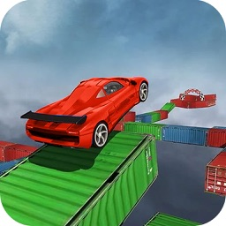 Impossible Car Track Challenge