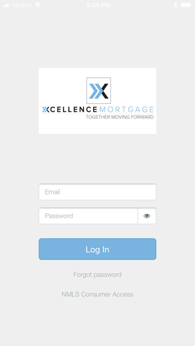 Xcellence Mortgage screenshot one